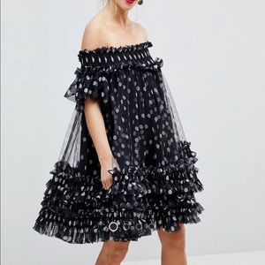 Fabulous Tulle Party Dress